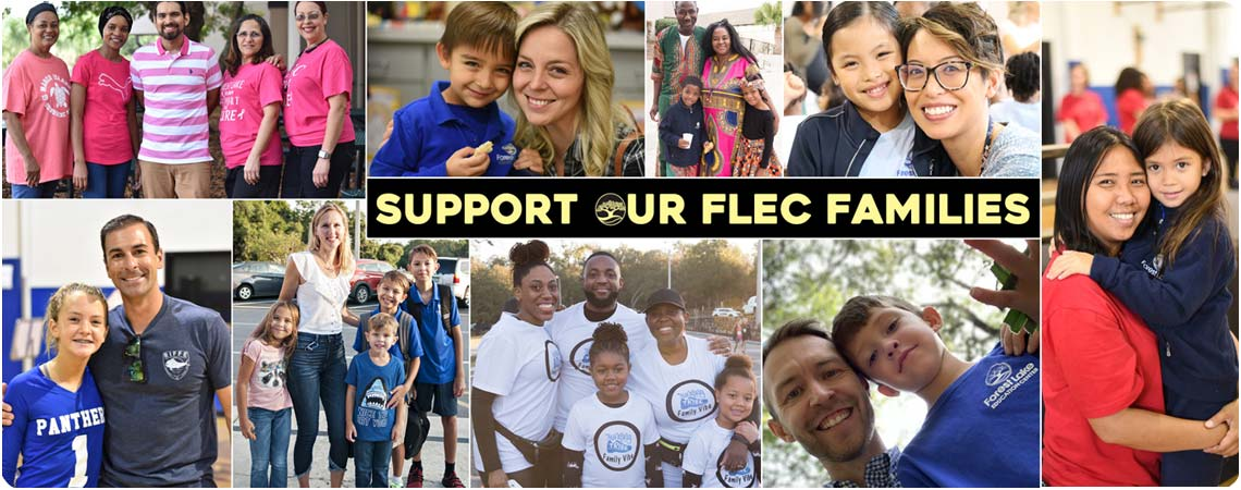Donate now to FLEC families in need